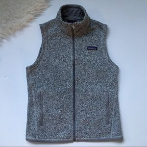 Patagonia Better Sweater Heather Gray Vest